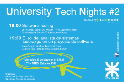 Charla Software Testing